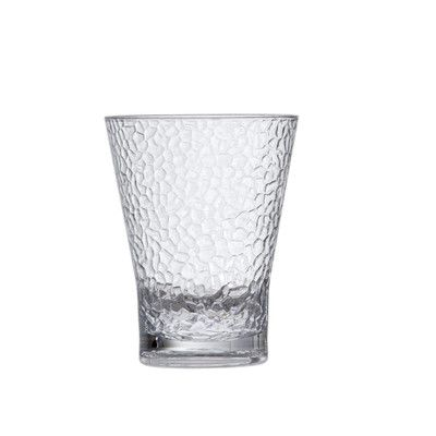 D&V Hammered Double Old Fashioned Glass