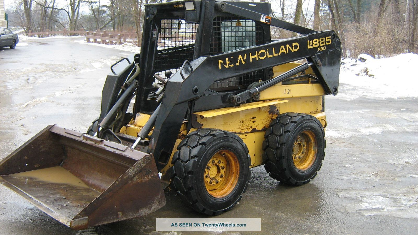 Maintenance, New Holland Lx885 specs Skid Steer Loader Parts Manual, This  is specifically like