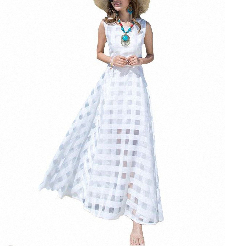 amazon casual maxi dresses