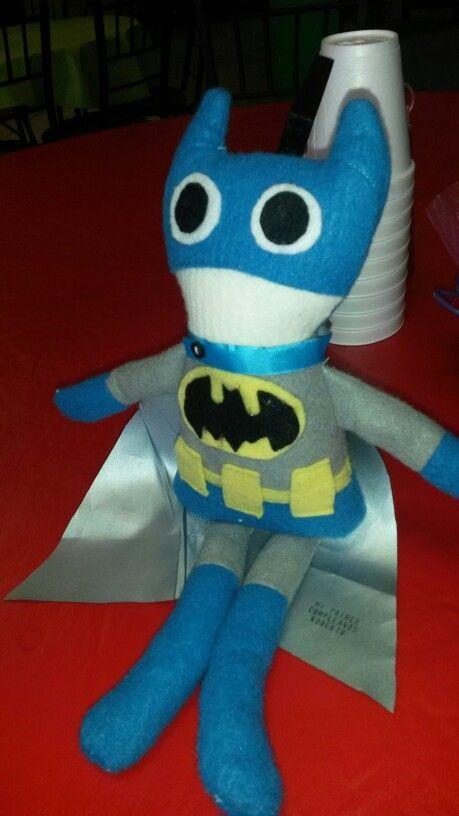 Batman fieltro