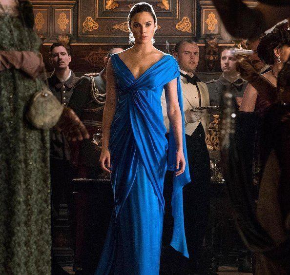 Wonder Woman Blue Dress Wonder Woman Blue Dress Wonder Woman Dress Long Blue Dress