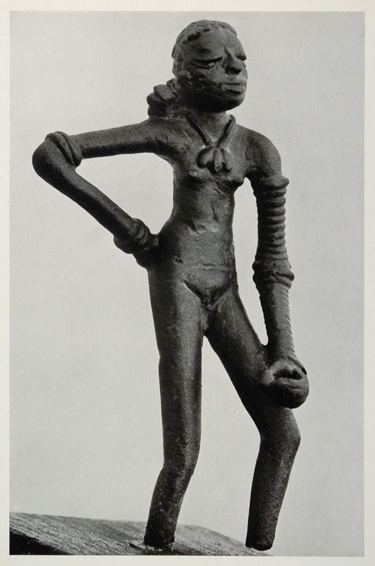 the dancing girl in a photogravure by alfred nawrath  the dancing girl in a photogravure by alfred nawrath 1938 harappan indus civilization