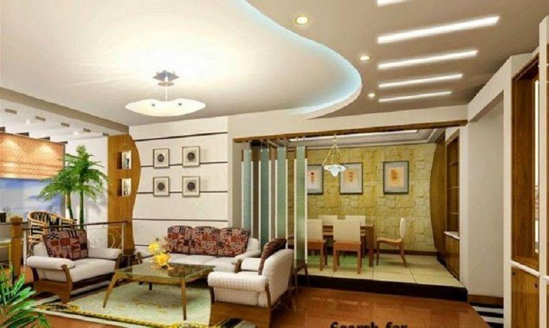 9 Gypsum Board Ideas To Upgrade Living Room Design False Ceiling