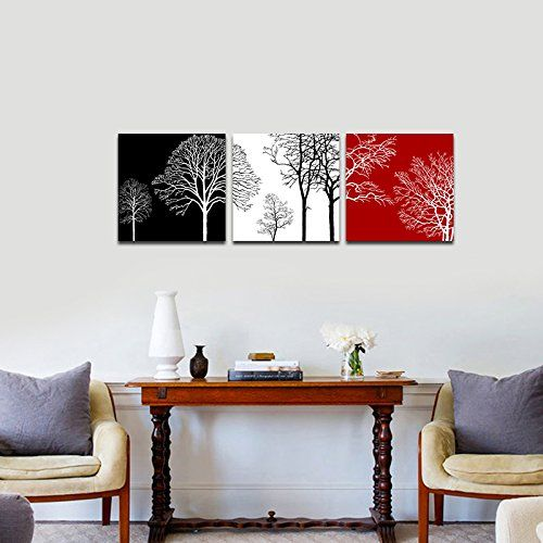 30 30cmx30 3 Panels Wall Decor P3rab005 F1 Amazon Co Uk Kitchen Home Home Decor Decor 3 Panel Wall Art