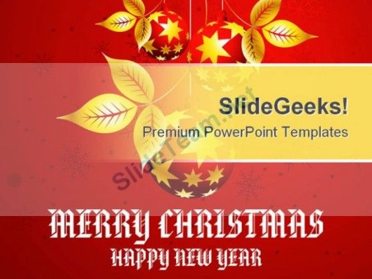happy new year holidays powerpoint template 1010 powerpoint templates themes background