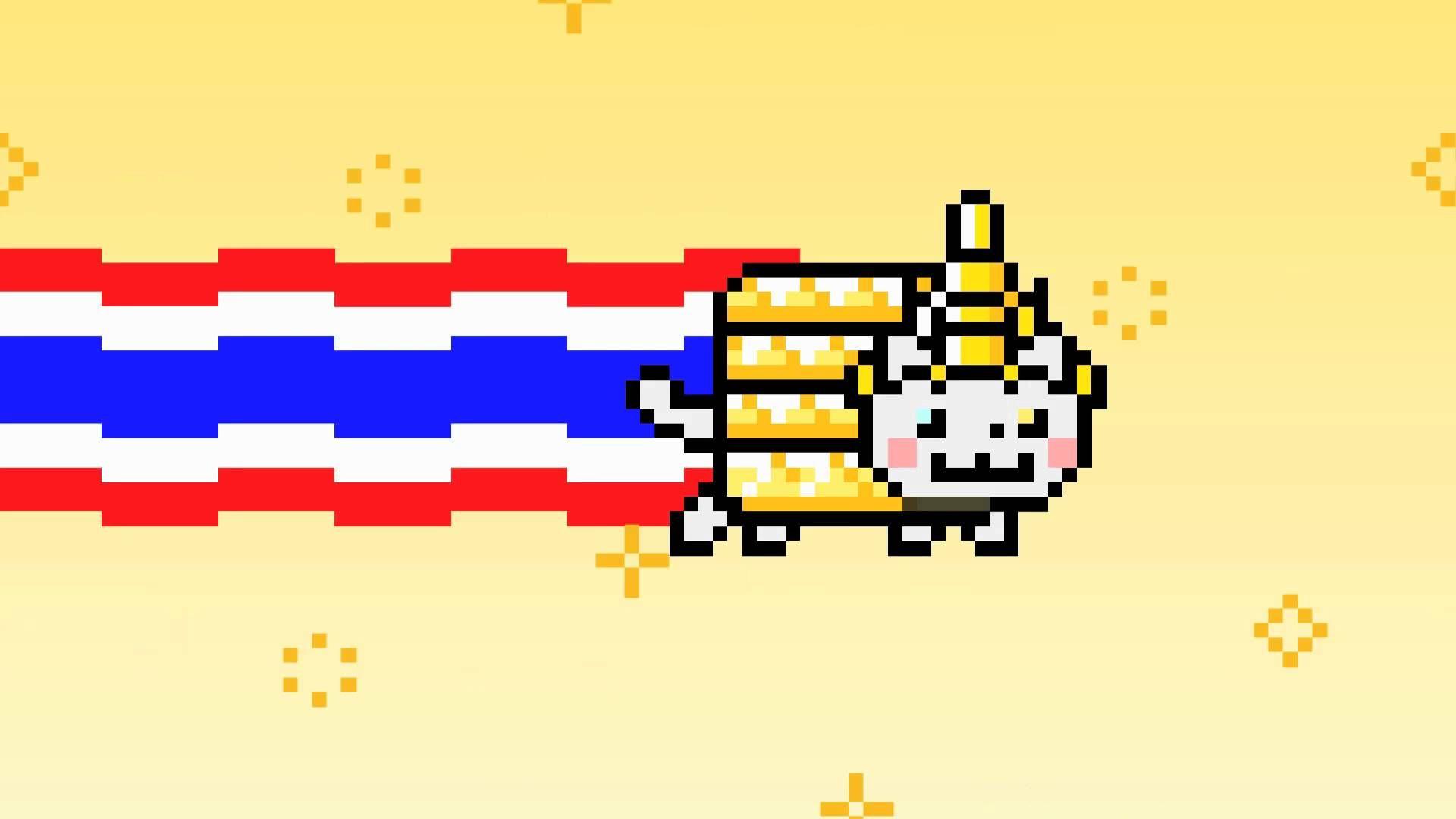 Nyan Cat Thailand Nyan Cat - nyan cat roblox death sound