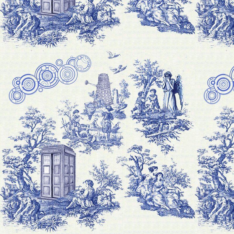 This Website Has The Cutest Fabrics And It Even Has Doctor Who