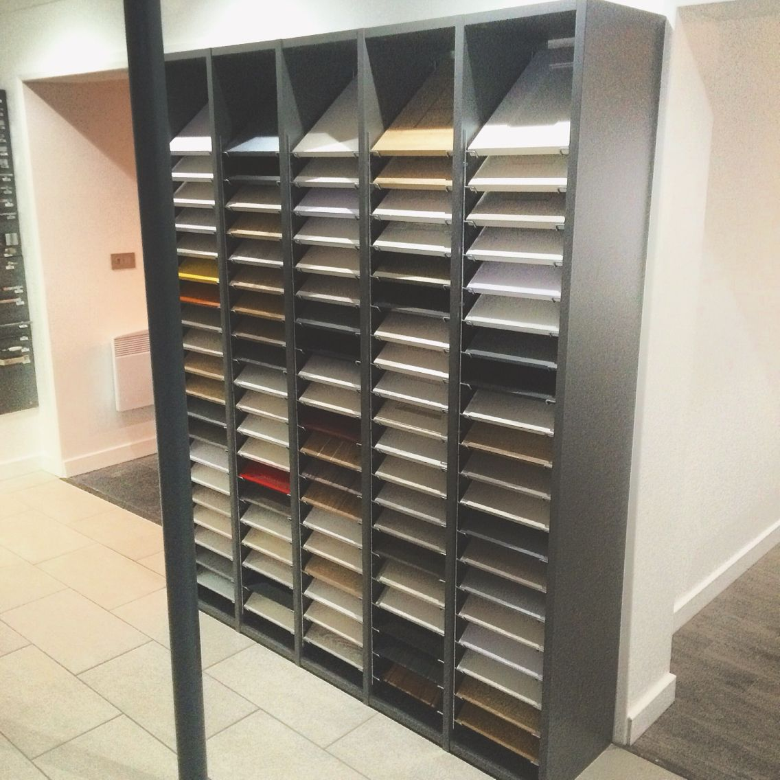 With over 100 #door samples in #store there\'s plenty to choose from ...