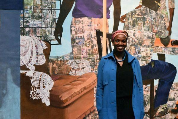 Njideka Akunyili Crosby Sets A New Auction Record In New York - Politics - Nigeria http://www.nairaland.com/3489970/njideka-akunyili-crosby-sets-new