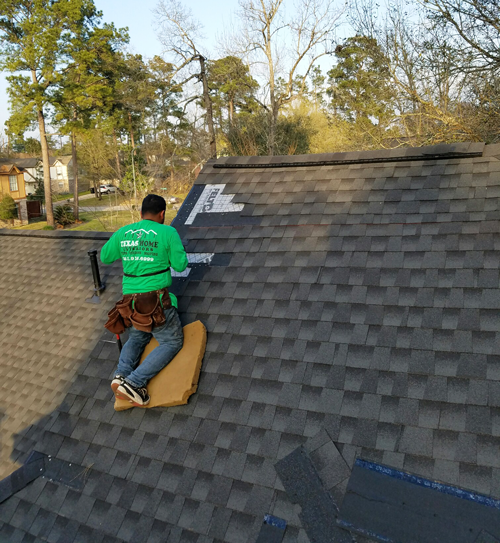 Roof Replacement Spring The Woodlands Texas Home Exteriors Roofing Contractors Residential Roofing Roof Shingle Options Roofing