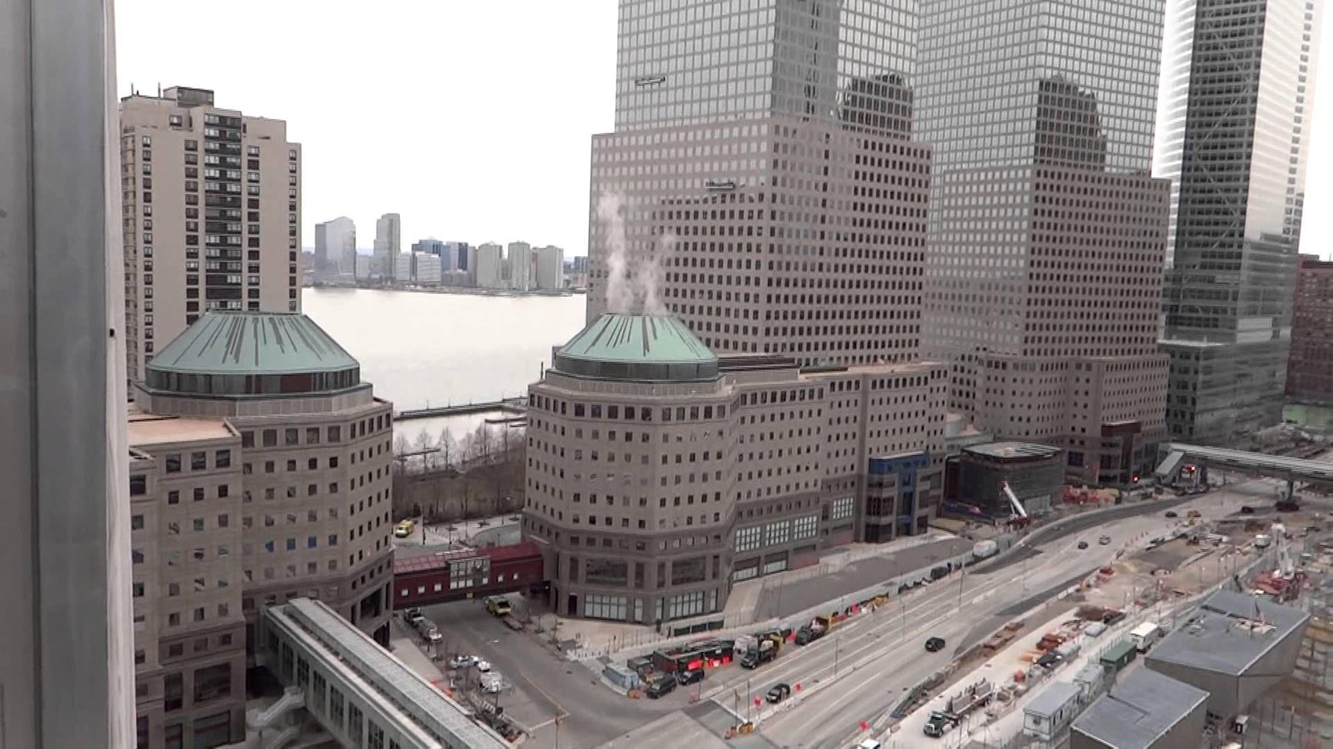 Ground Zero New York 911 Memorial