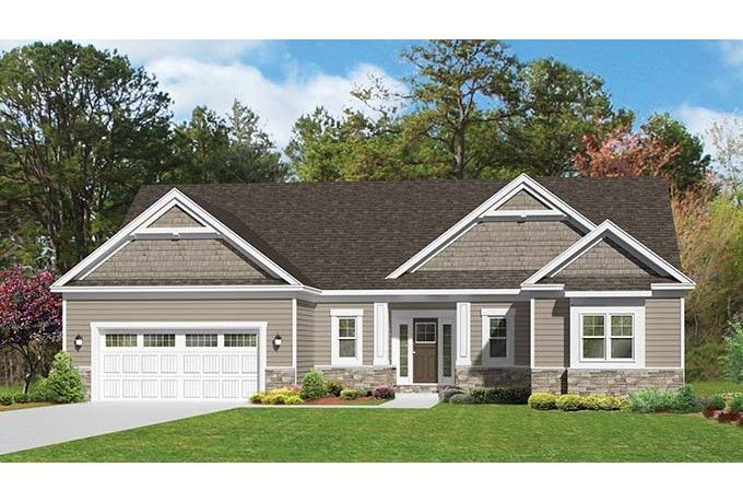 Shaker Siding Homes Google Search House Look Ranch