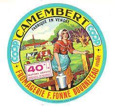 """Résultat de recherche d'images pour """"etiquettes de camembert"""""""