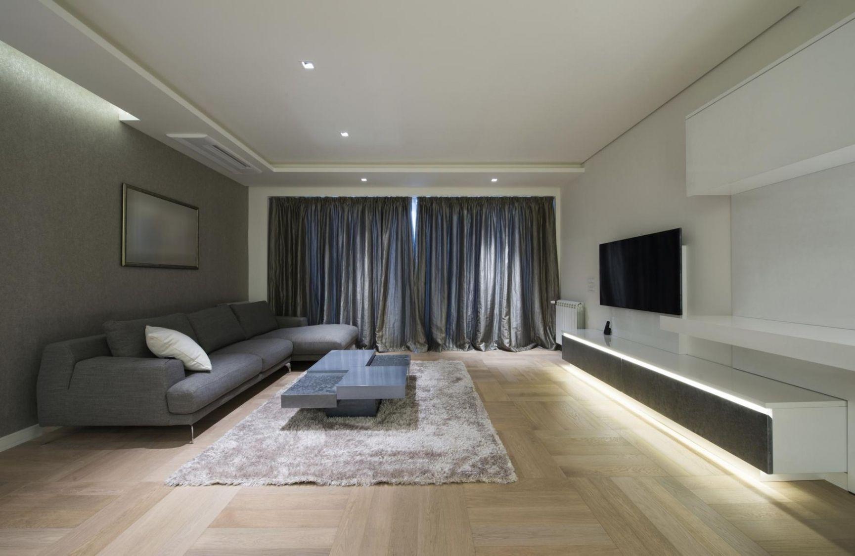schn deckengestaltung wohnzimmer bilder - Deckengestaltung Wohnzimmer