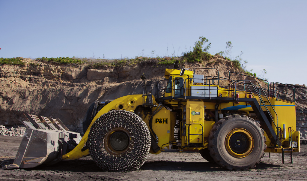 Heavy Construction News Joy Global Is Now Komatsu Mining Corp