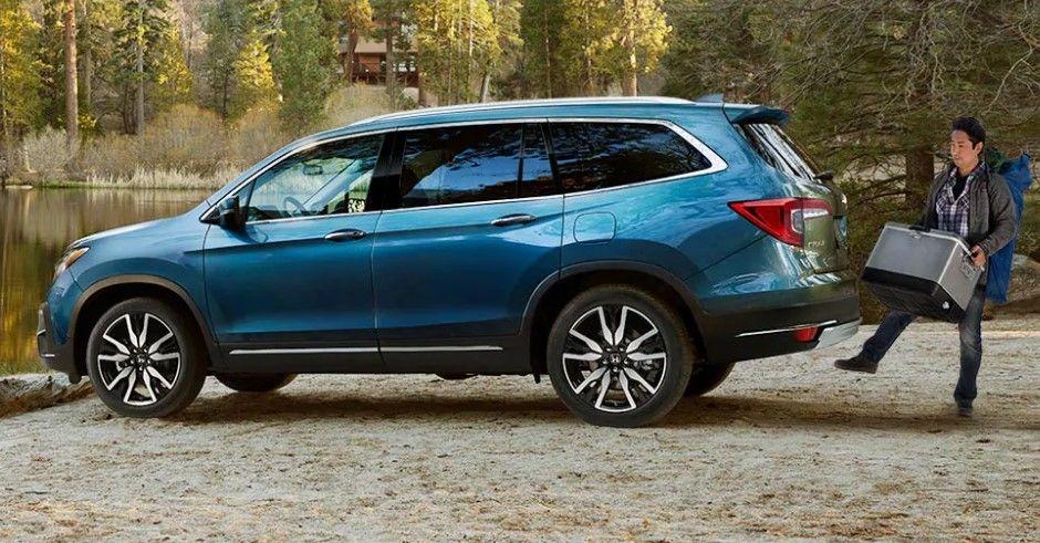 2020 Honda Pilot Price Interior Specs And Redesign Honda Pilot Best Midsize Suv Best Compact Suv