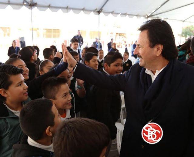 SEMANARIO BALUN CANAN: Participa Alcalde de Tijuana en la entrega de facs...