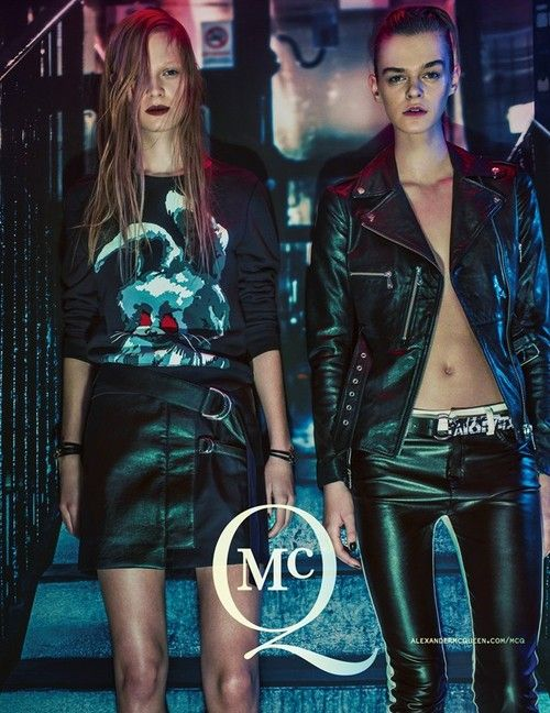 McQ S/S 2014 Campaign by Steven Klein