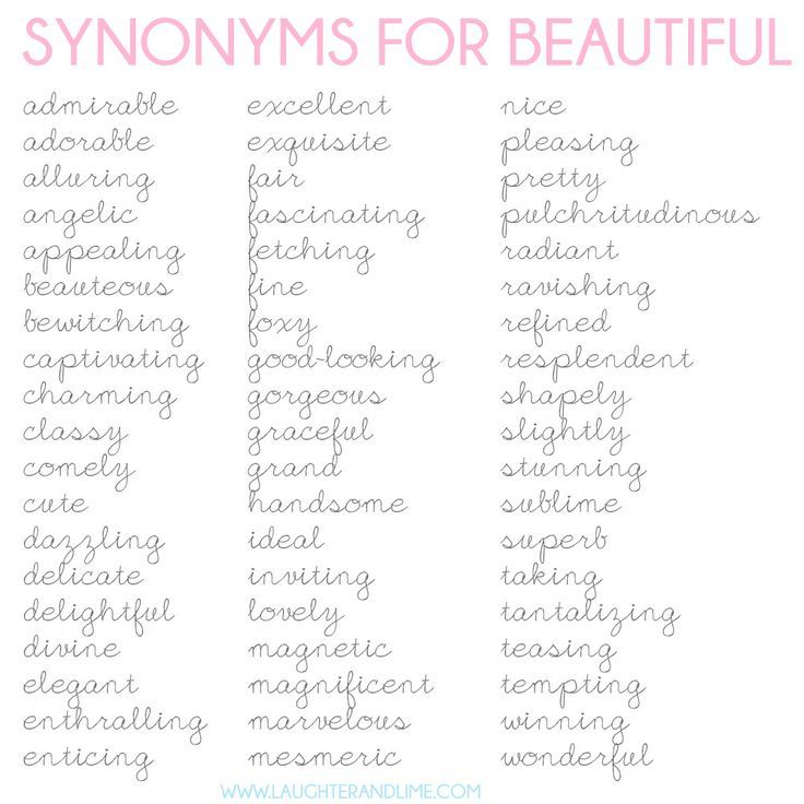 Synonym for ravishing