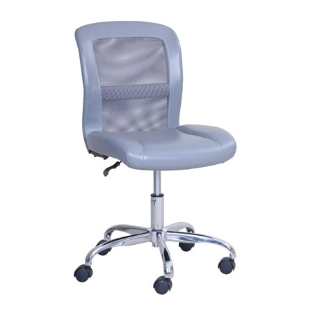 Mainstays Vinyl And Mesh Task Office Chair Multiple Colors Walmart Com Office Chair Chair Office Chairs Walmart