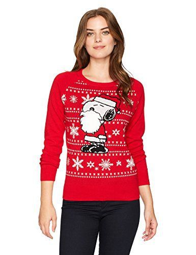 Product review for Hybrid Apparel Women\u0027s Santa Snoopy Holiday