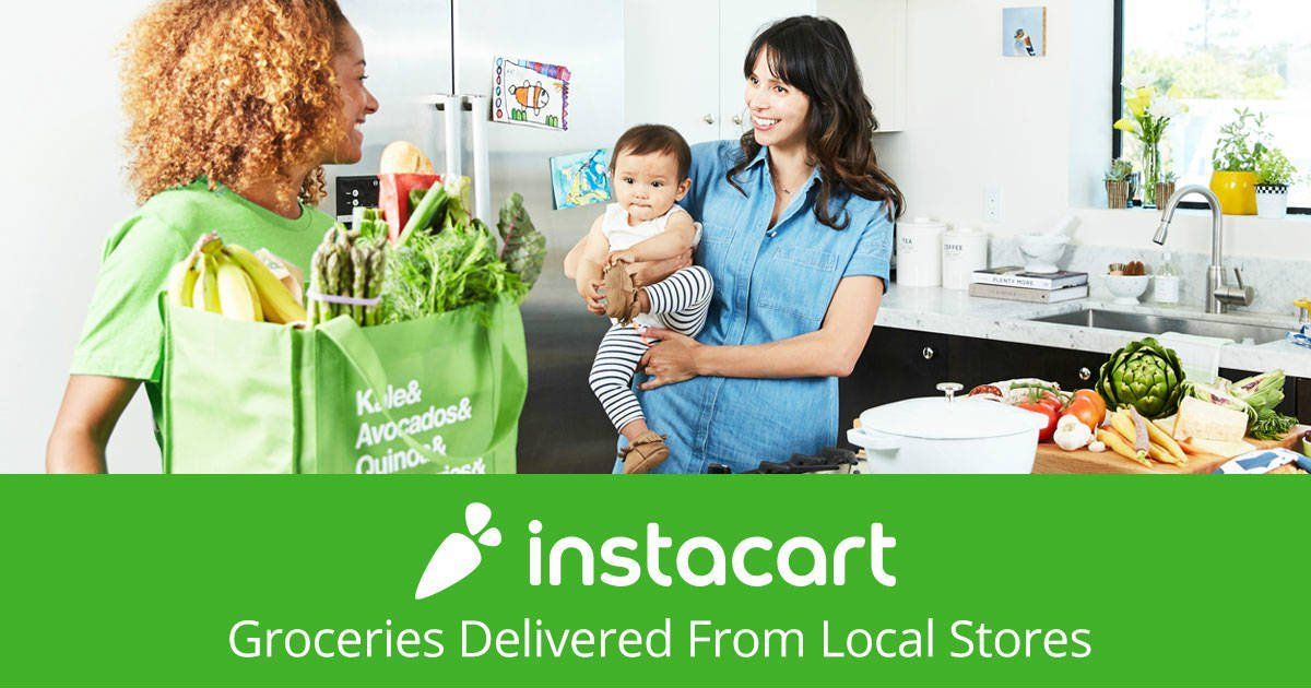 FREE Instacart Grocery Delivery Learn how you can score