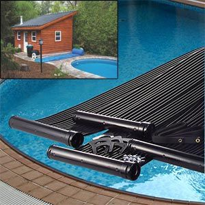 Solar Works Solar Pool Heater For In Ground Or Above Ground Pools Very  Interesting