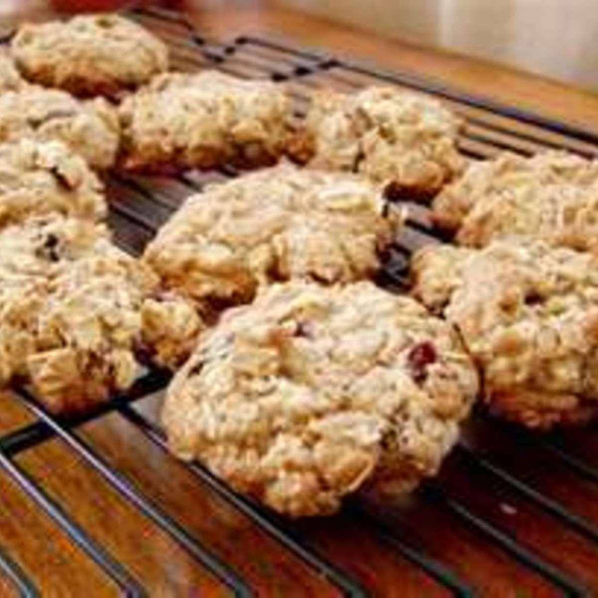 Oatmeal Craisin Cookies | Recipe | Oatmeal craisin cookies, Oatmeal ...
