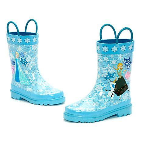 botte pluie neige enfant