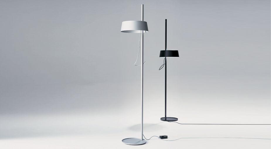 Ella Is A Floor Lamp Designed By Jorg Zeidler In Luminaire Catalog Floor Lamp Modern Lighting