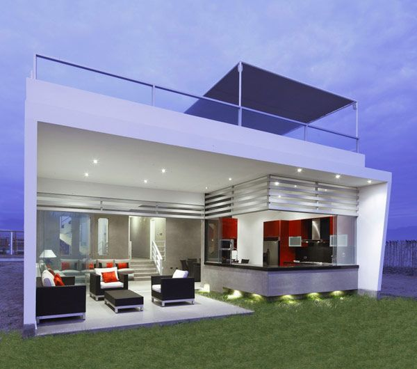 Casa minimalista casas y pergolas planos de casas for Casa minimalista planos