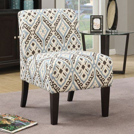 Free Shipping Buy ACME Ollano Fabric Slipper Chair, Multiple - Cheap Black Furniture