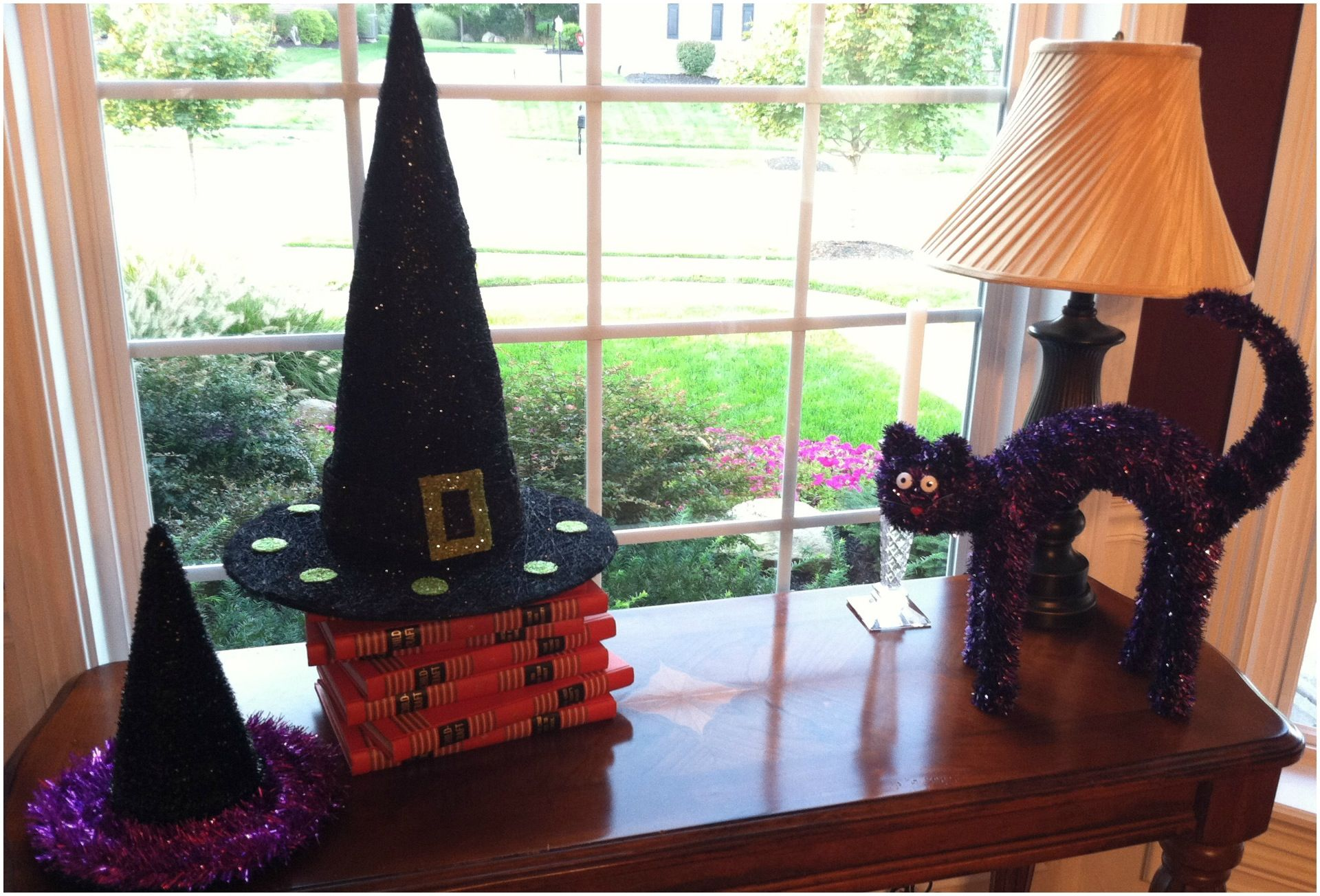 A bewitching theme.
