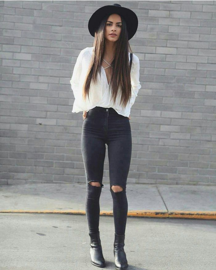 Photo of Original hipster fashion style for women