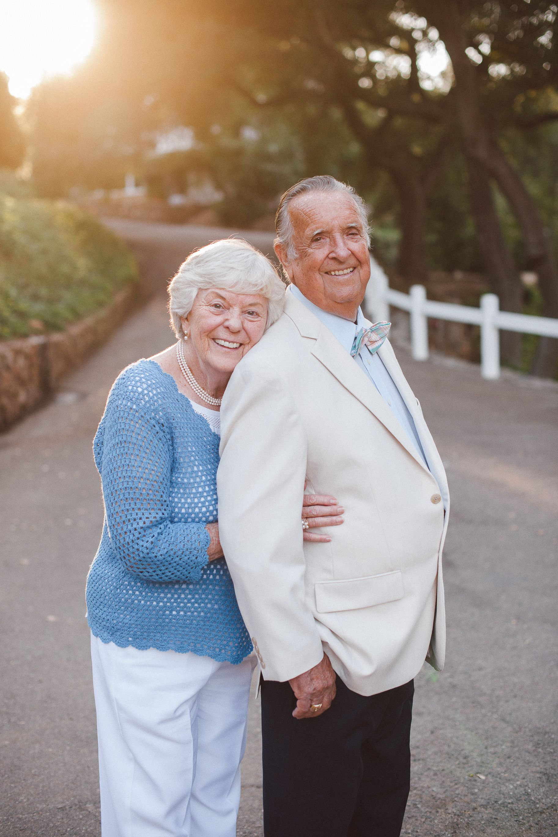 A sweet anniversary shoot 61 years in the making old