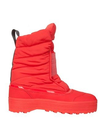 ADIDAS BY STELLA MCCARTNEY Quilted Nylon Snow Boots
