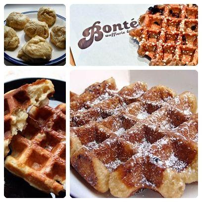 Making the Best Waffles, Gaufres de Liege