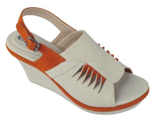 Sepatu Wedges Wanita Rgh 479 Adalah Sepatu Wedges Wanita Yang
