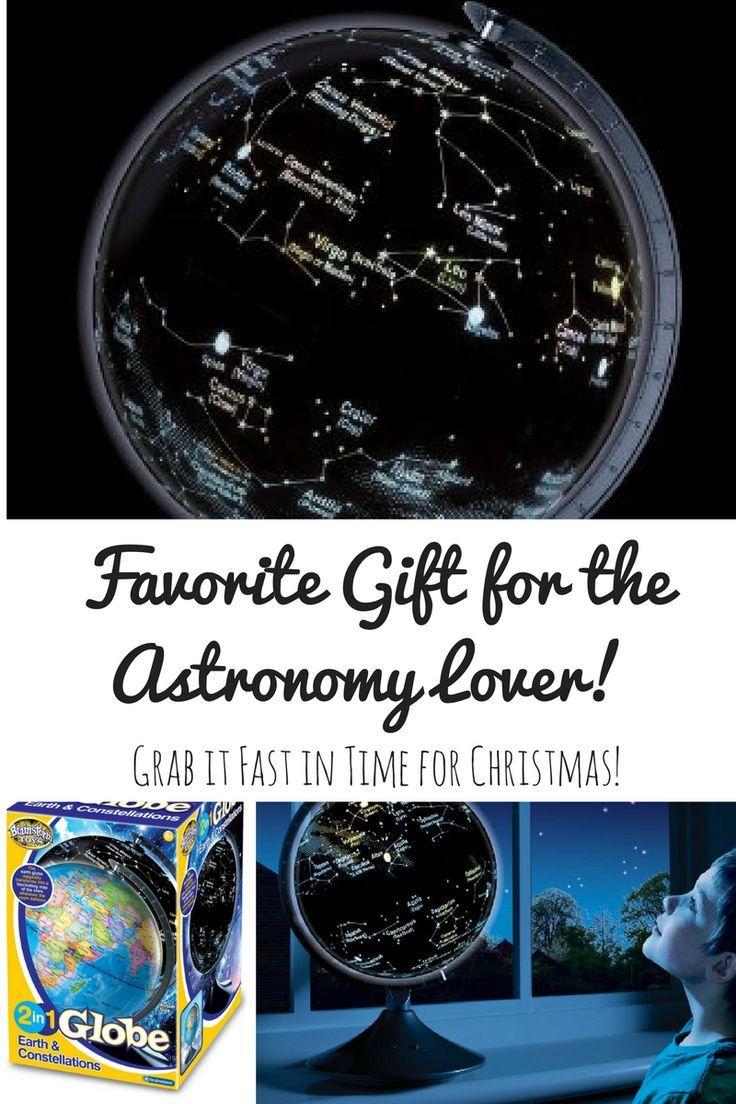celestial globe astronomy science gift nerdy gift idea geeky