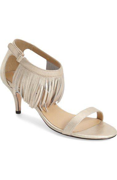 57f1453eb VANELi 'Lakin' Fringe Sandal (Women) available at #Nordstrom ...