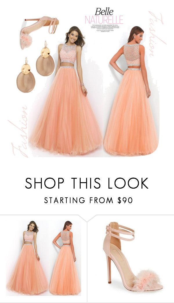 """""""Untitled #51"""" by panaitteo ❤ liked on Polyvore featuring beauty, Topshop and Alexis Bittar"""