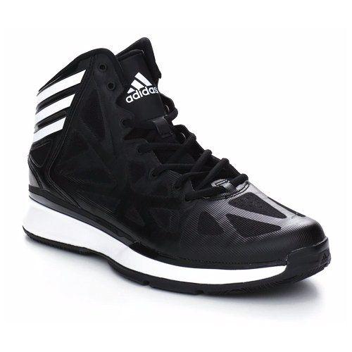 Adidas Crazy Shadow 20 Mens Basketball Shoe 88 BlackWhiteBlack