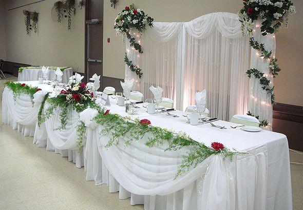 Décoration Salle De Réception De Mariage Projets à Essayer