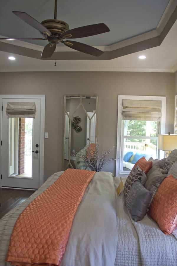I want this grey/beige color throughout my house but don't ...