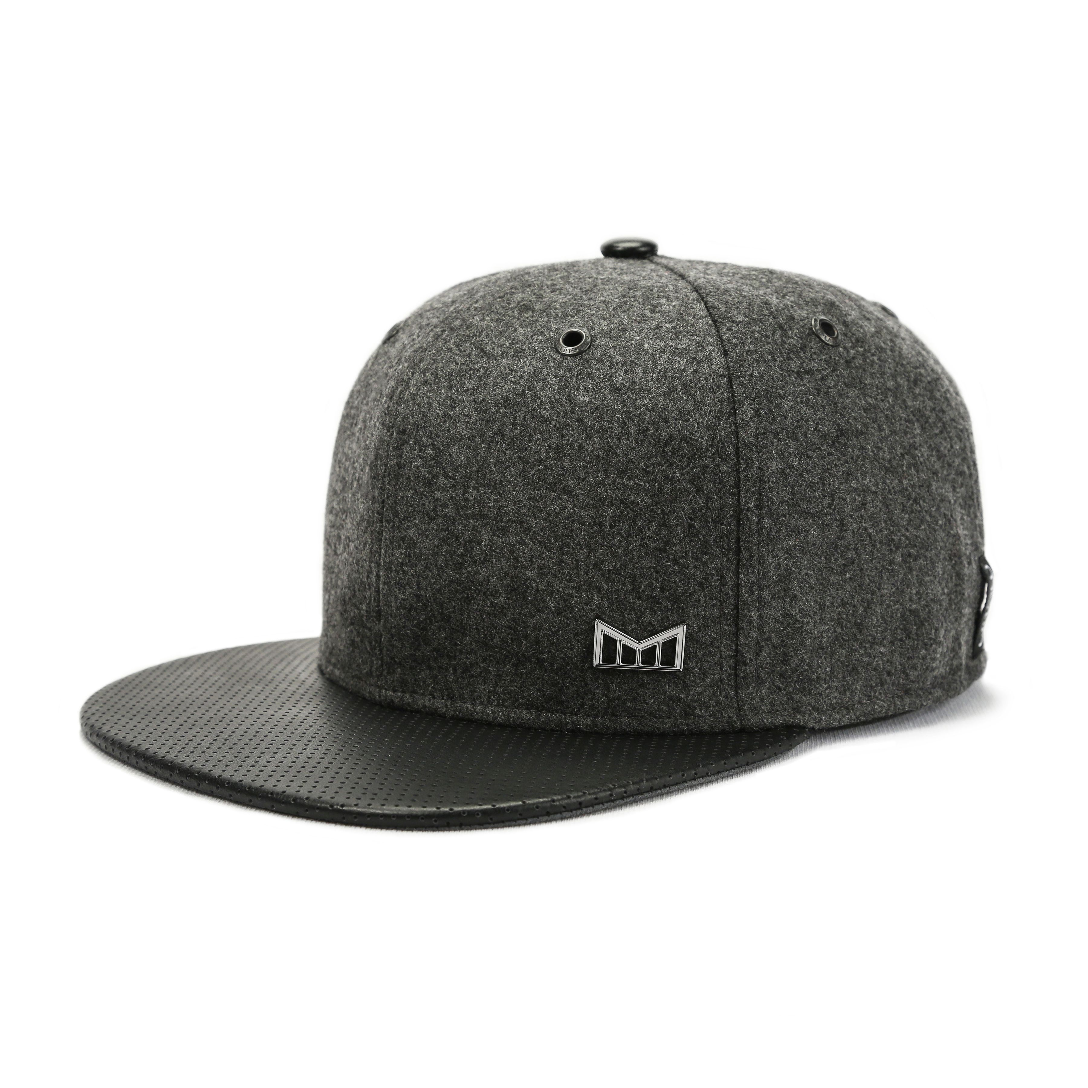 5321d900915 ... sale the arrival anthrocite iii luxury i snapback i hat i hats i melin  7fded 35800