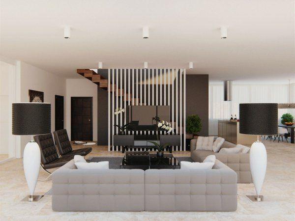 awesome Déco Salon - Salon moderne design en 47 idées par Alexandra