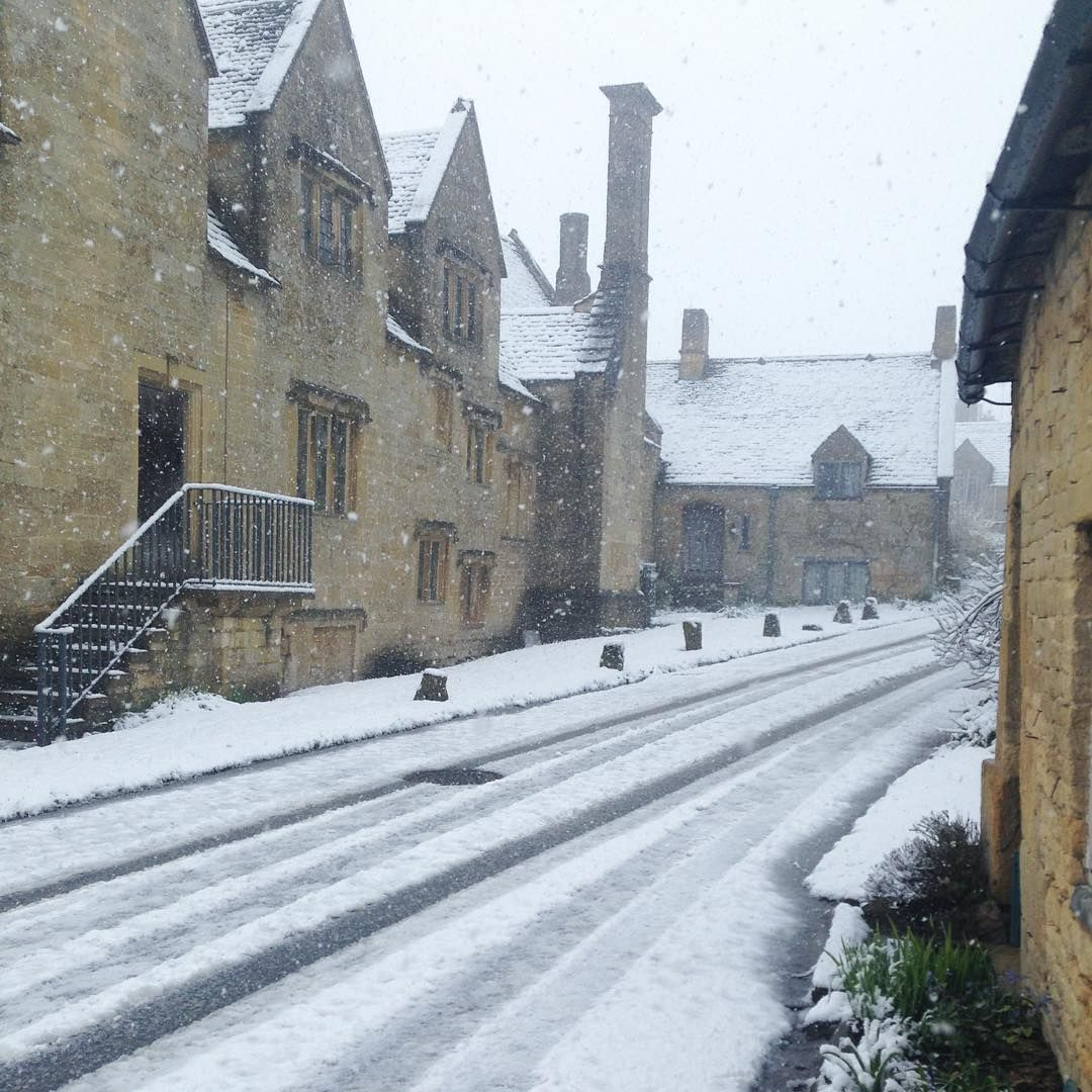 19 Times The Cotswolds Was Prettier Than A Christmas Card