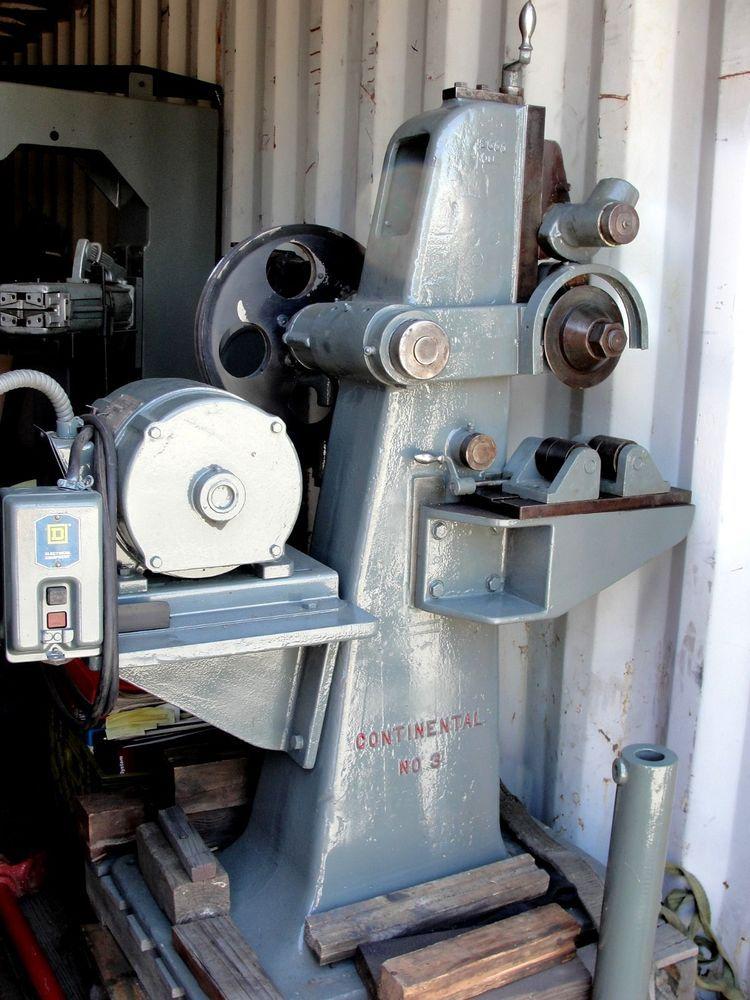 Continental Machine Tool