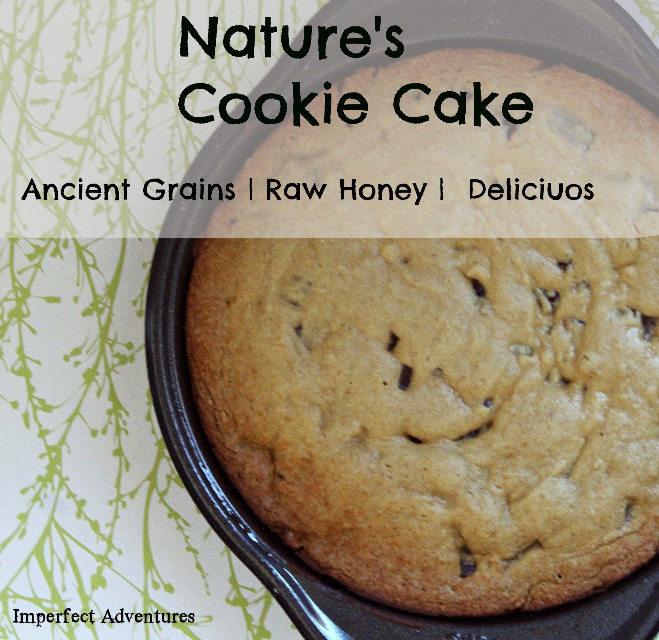 Nature's Cookie Cake
