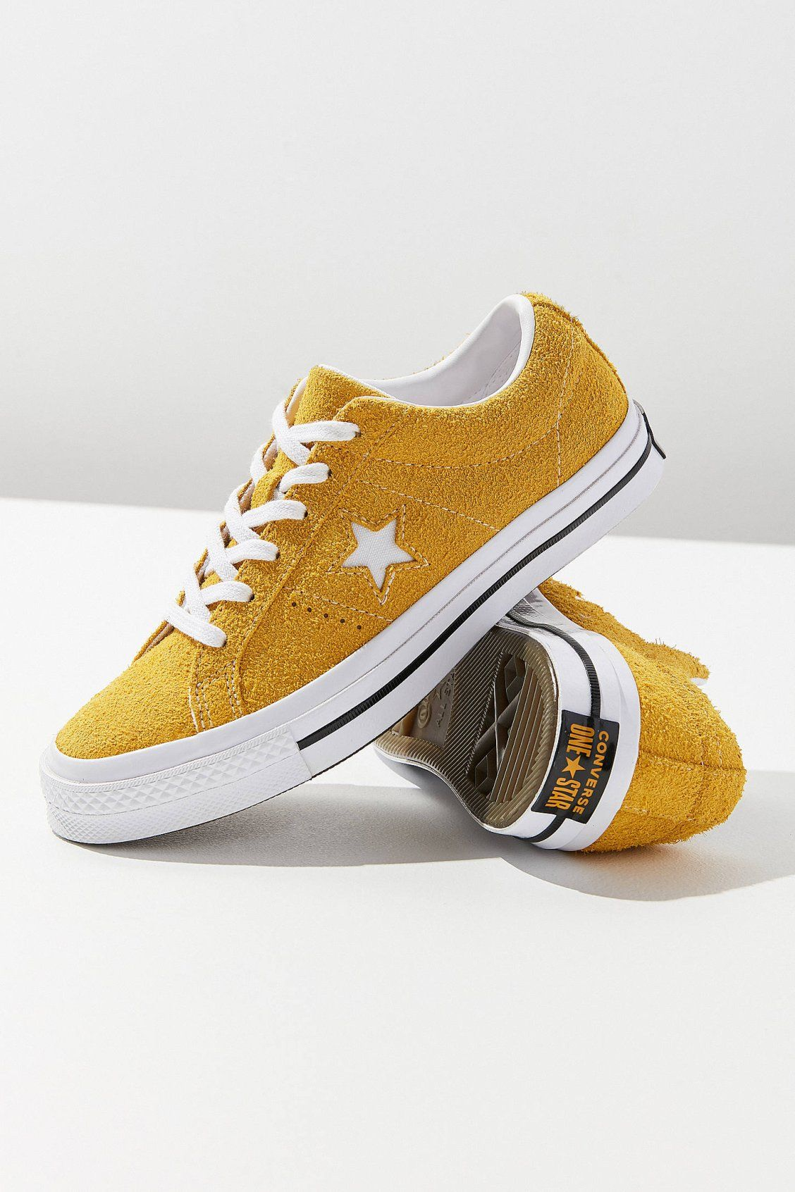 51792195c00a Converse One Star Suede Sneaker